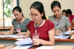 Tiết lộ bất ngờ của giáo viên chấm Văn THPT Quốc gia 2018