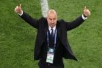 HLV Cherchesov: 'Nga đáng ra có thể tiến sâu hơn ở World Cup'