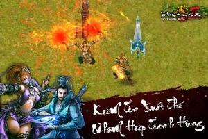 Côn Lôn Kiếm Tôn và Đường Môn Nhậm Hiệp chuẩn bị xuất hiện trong VLTK 2