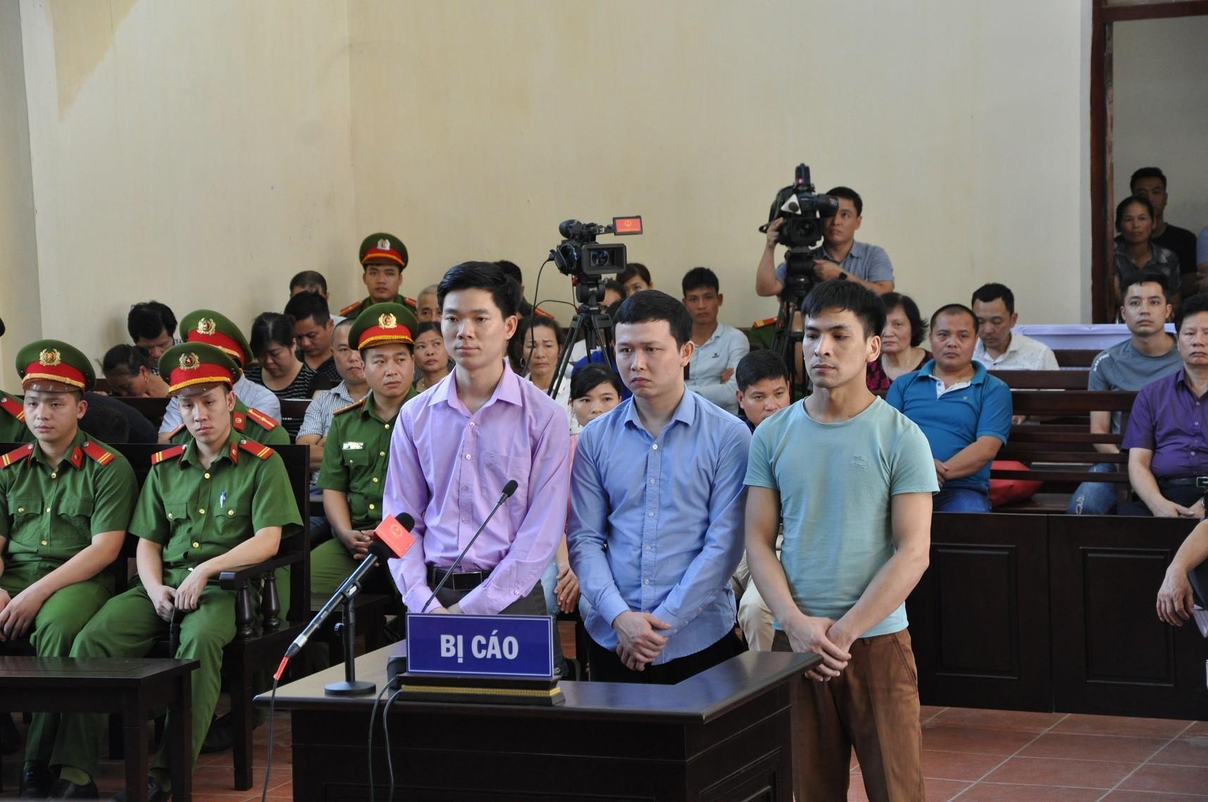 Công an đã khởi tố thêm 2 người nâng tổng số bị can lên 5 người.