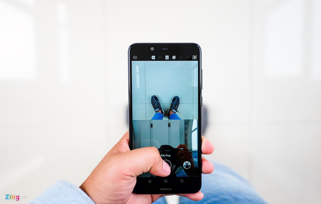 Chi tiet Nokia 5.1 Plus - camera kep, USB C, gia 4,7 trieu hinh anh 5