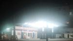 Cây xăng bị vạ lây bởi hai nhóm đối tượng dùng hung khí hỗn chiến