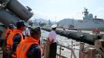 Tàu hộ vệ Trần Hưng Đạo kết thúc hải trình đối ngoại quốc phòng 2018