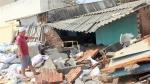 Phú Yên: Triều cường lại đe dọa khu dân cư Bạch Đằng