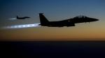 Liên quân Mỹ tấn công dữ dội vào phía đông Syria