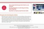 Vừa mở bán, trang bán vé online Việt Nam - Philippines đã quá tải