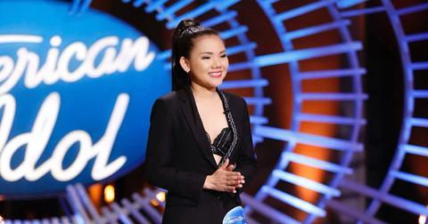 Minh Như gây sốt ở American Idol.