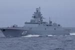 Anh điều chiến hạm bám theo tàu hộ vệ tối tân Nga đi qua eo biển
