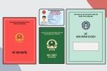 Những giấy tờ tùy thân theo chân công dân cả cuộc đời
