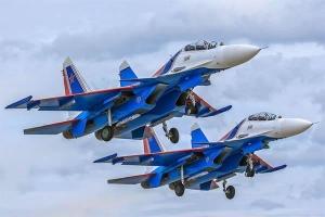 Ngay trên bầu trời Hà Nội, tiêm kích Su-30SM sẽ nhào lộn đỉnh cao?