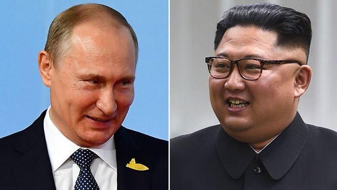 Ông Kim chưa từng gặp ông Putin