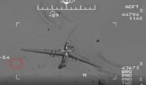 Chiếc MQ-9 bị Iran ép hạ cánh thành công.