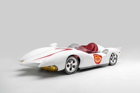 Mach 5 trong Speed Racer.