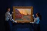 Bức tranh 'đống rơm' này vừa được mua giá 110 triệu USD sau 8 phút