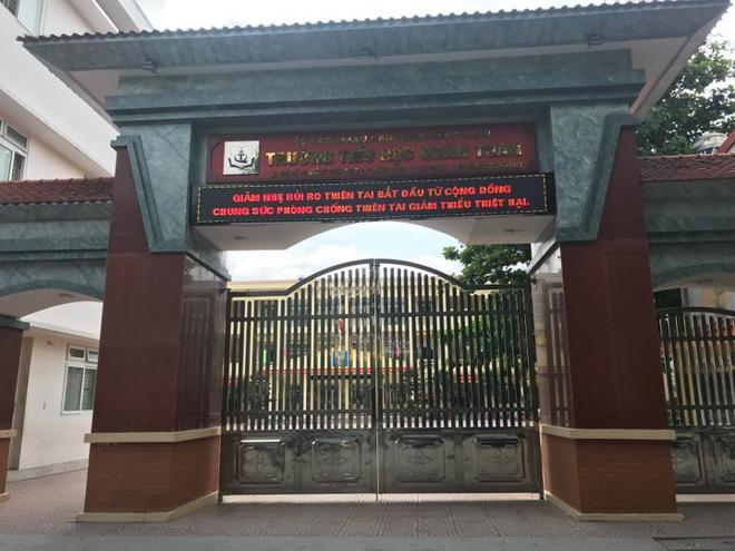 Trường Tiểu học Quán Toan.