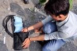 Hai người bị bắt khi chuyển 5 kg ma tuý đá từ Campuchia về miền Tây