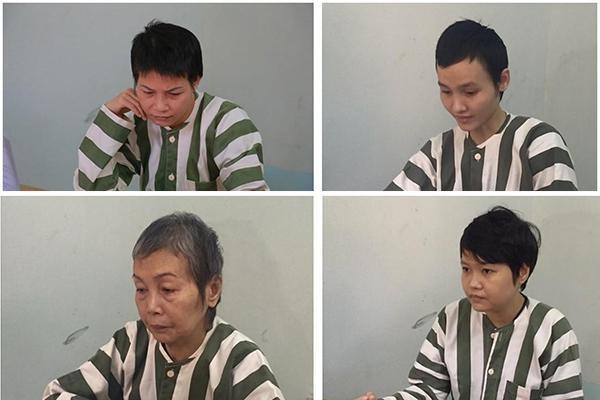 Nhóm đối tượng bị khởi tố, tạm giam 4 tháng để điều tra về hành vi giết người