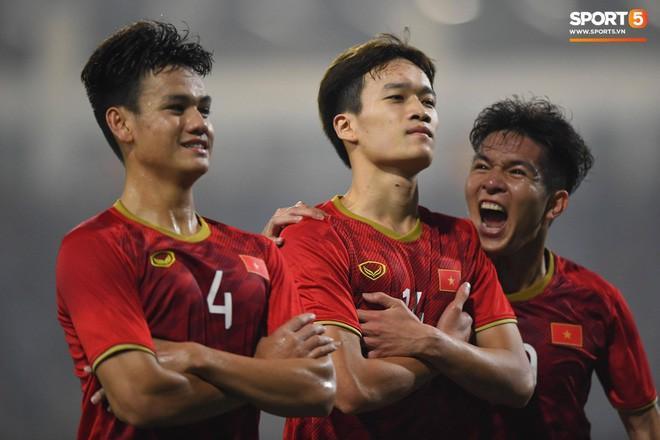 U22 Việt Nam được kỳ vọng sẽ đoạt chiếc huy chương vàng SEA Games đầu tiên trong lịch sử. Ảnh: Tiến Tuấn