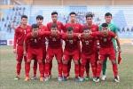 VFF công bố danh sách triệu tập cầu thủ U22 Việt Nam