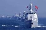 Chiến hạm Trung Quốc âm thầm đi vào vùng nội thuỷ Philippines