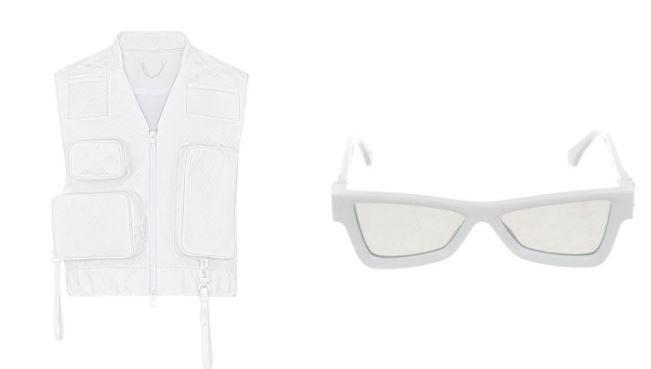 Sơn Tùng xuất hiện trong bộ cánh mang đậm hơi thở streetwear của nhà mốt Louis Vuitton với giá hàng trăm triệu đồng.
