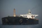 Mỹ ra lệnh bắt 'siêu tàu dầu' Iran