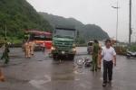 Nữ du khách người nước ngoài tử vong sau va chạm với xe tải trên QL 1A