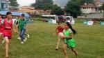 Đưa môn bóng bầu dục về với thiếu niên huyện Kim Bôi, Tân Lạc