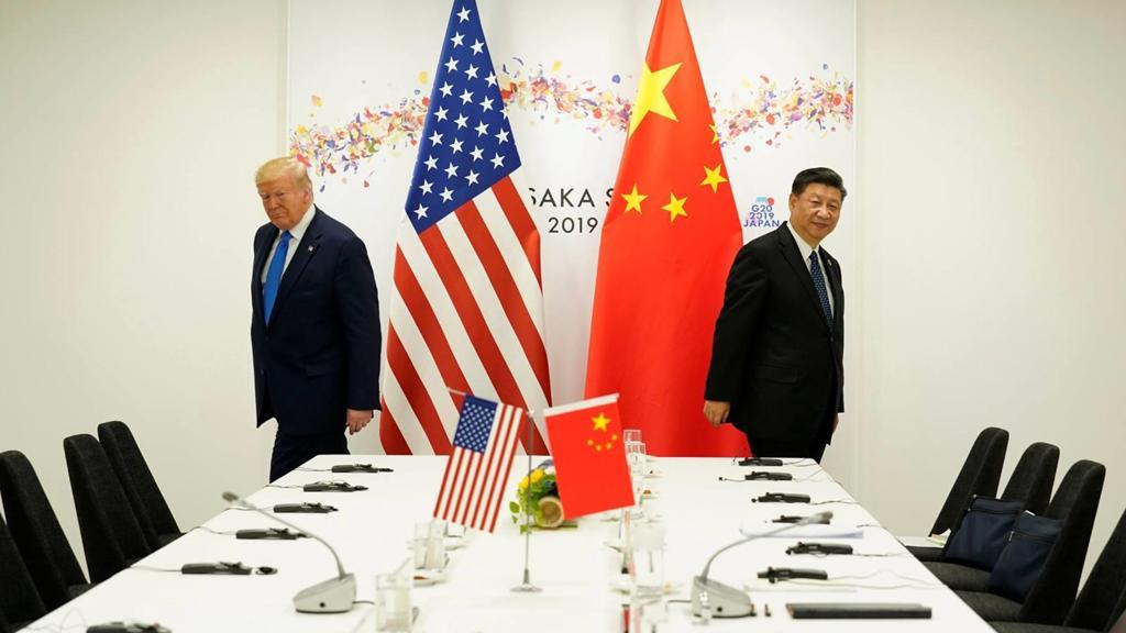 Chiến tranh thương mại tiếp tục leo thang bất chấp các nỗ lực nối lại đàm phán tại hội nghị thượng đỉnh Mỹ - Trung ở Osaka, Nhật. Ảnh: Getty.