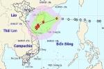 Áp thấp nhiệt đới khả năng thành bão uy hiếp Quảng Trị - Quảng Ngãi
