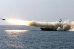 Chiến hạm Nga bắn 20 tên lửa đẩy lùi không kích mô phỏng
