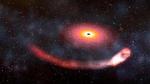 Bí ẩn gợn sóng không – thời gian lỗ đen lạ gửi đến trái đất