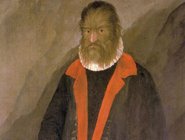 Chân dung  Petrus Gonsalvus