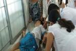 Học sinh lớp 3 tử vong trong lúc vui chơi cùng bạn ở cửa lớp
