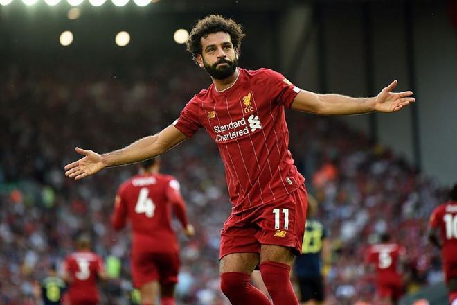 Liverpool toàn thắng 5 vòng đầu tiên Premier League 2019/20. Ảnh: Getty.