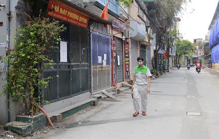 Nhiều người dân sống quanh Công ty Rạng Đông đã di dời sau khi vụ cháy xảy ra