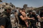 Những ngày cuối cùng của một đế chế và Mosul lúc không còn IS