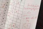 Chấm nhầm cho học sinh từ 6.5 xuống còn 2 điểm, cô giáo dạy Sử phê ngay một câu cực đáng yêu khiến học trò bỏ qua hết lỗi lầm