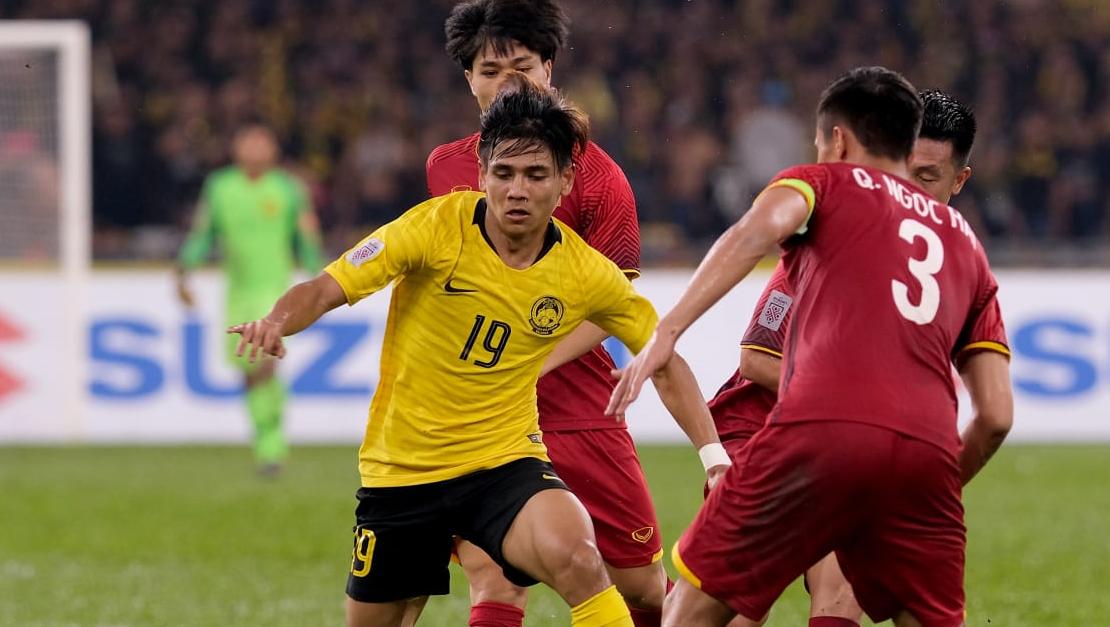 Theo FIFA, Việt Nam vs Malaysia là trận cầu tâm điểm của lượt trận này