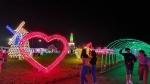 Lần đầu tiên tại Hưng Hà (Thái Bình): Trình chiếu hiệu ứng ánh sáng hoành tráng với hàng triệu bóng đèn Led