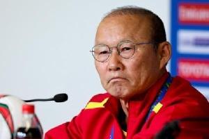 Tuyển Việt Nam bất bại tại Đông Nam Á từ ngày có ông Park