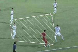 Góc chiến thuật: Việt Nam đã không cho Indonesia chơi bóng thế nào?