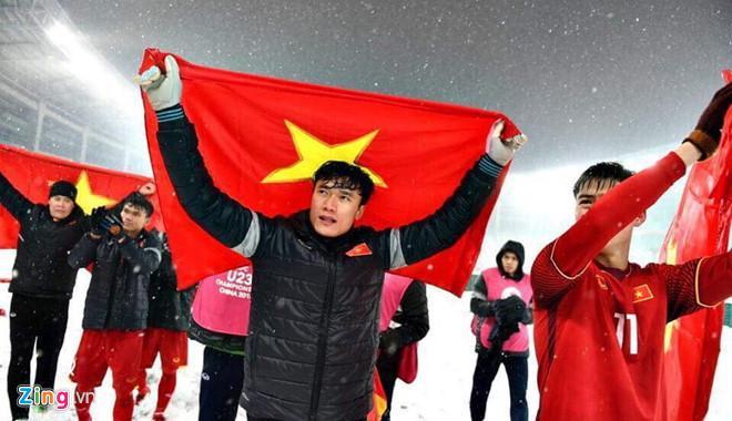 Lần gần nhất tham dự VCK U23 châu Á, đội tuyển Việt Nam giành ngôi á quân. Ảnh: Hoàng Hà.