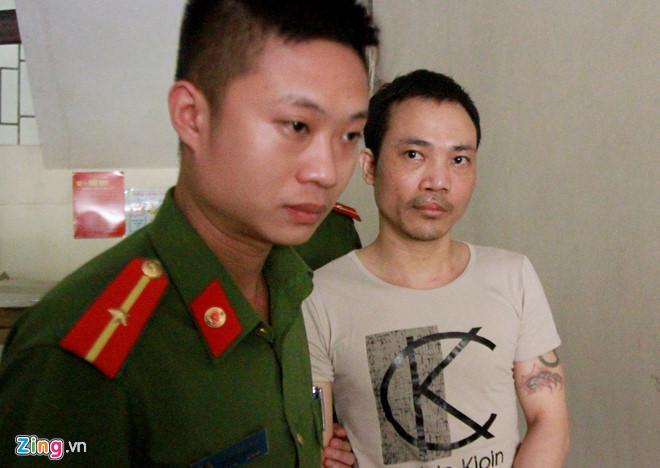 Lê Văn Thọ từng bị TAND tỉnh Hà Nam tuyên án tử hình cho các tội danh Mua bán trái phép chất ma túy, Giết người và Lừa đảo chiếm đoạt tài sản. Ảnh: Bá Chiêm.