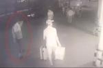 Lộ diện đoạn video xuất hiện nghi phạm sát hại dã man bảo vệ BHXH ở Nghệ An