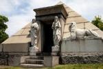 Khu nghĩa trang của giới nhà giàu và quyền lực ở New York