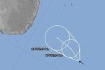 Bình Định - Ninh Thuận có thể đón bão trong 2 ngày tới