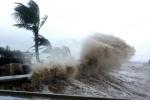 Áp thấp có thể mạnh thành bão, di chuyển dị thường