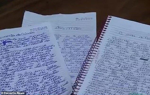 Những trang nhật ký của Perolla Pire.