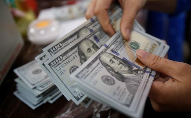 Tỷ giá ngoại tệ hôm nay: USD tăng mạnh.